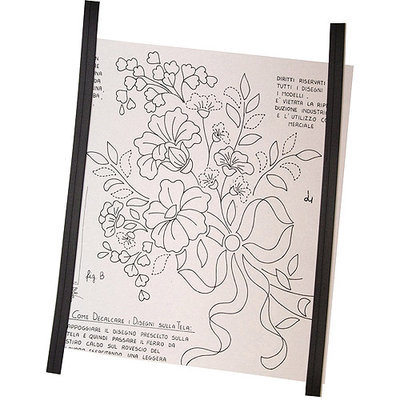 Lacie Lacis Pattern Layout Magnetic Sheet, 12