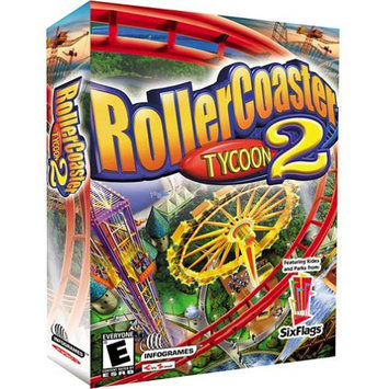 Entertainment Resources, Inc. RollerCoasterTycoon2(PC)