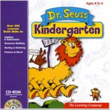 Learning Company Drseusskinder Dr. Seuss Kindergarten [windows & Macintosh (classic Mac)]