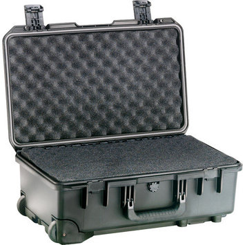 Pelican Carrying Case for Travel Essential - Olive Drab Green - HPX Resin