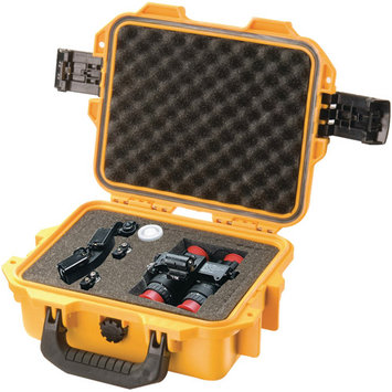 Storm Im2050-20001 2050 Case With Foam (Yellow)
