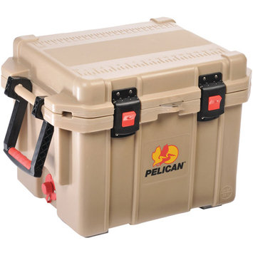 Pelican 3235QOCTAN 35 Quart Elite Marine Cooler- Tan