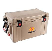 Pelican 3265QOCTAN 65 Quart Elite Marine Cooler - Tan
