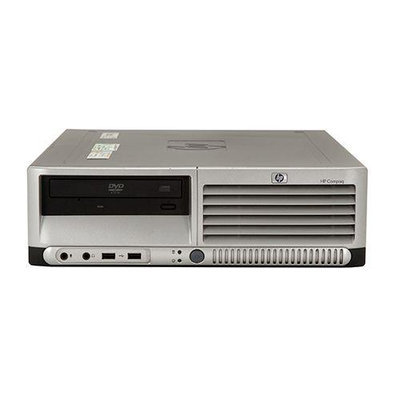 Hewlett Packard HP Compaq DC7600 Desktop PC - RB-825633303065