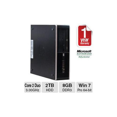 Hewlett Packard HP 8000 Elite Intel Core 2 Duo 3.00GHz Desktop PC