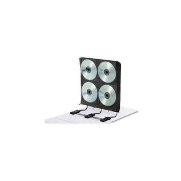 IdeaStream Gapless Media Binder - Binder - White - 272 CD/DVD