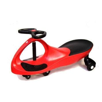 Swingcar Color Box Swing Car Color: Red