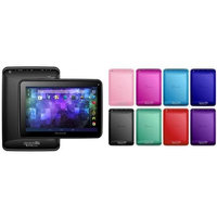 Visual Land Prestige Pro 8d 8GB Tablet - 8 - Wireless Lan - Arm Cortex A9 1.50 Ghz - Green - 1GB RAM - Android 4.2 Jelly Bean - Slate Multi-touch Screen Display (me-8d-8GB-grn)