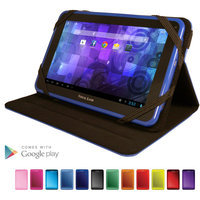 Visual Land Prestige ME-107-L-8GB-GRN 7L Tablet PC - Cortex A8 1.0 GHz Processor - 0.5GB RAM - 8GB Storage - 7.0-inch Multi-Touch Display - Android 4.1 (Jelly Bean) - Green