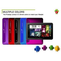 Visual Land ME-10Q-16GB-PNK Prestige Elite 10q 10in 16GB Syst Android 4.4 Qc Pink Google Play