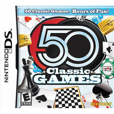 Destineer 50 Classic Games DS