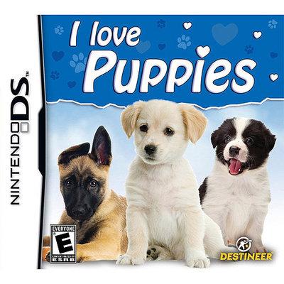 Destineer I LOVE PUPPIES NDS - DESTINEER
