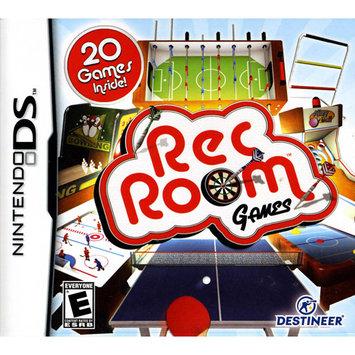Destineer Inc Rec Room Games (Nintendo DS)