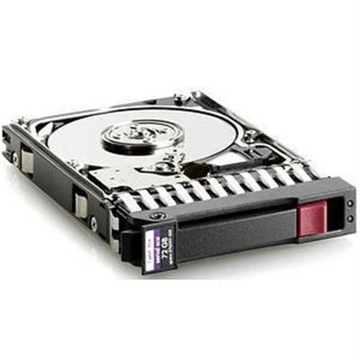 Hewlett Packard HP 72GB 2.5' Internal Hard Drive