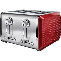 Sensio Inc. Bella Dots 4 Slice Toaster Purple Specialty