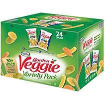 Sensible Portions Veggie Snacks Variety - 24 ct.