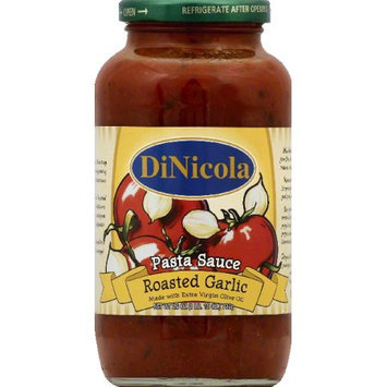 DINICOLA 69104 26 oz. Pasta Sauce Roasted Garlic Kosher