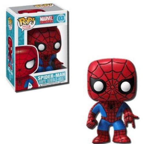 Mattel Funko POP! Marvel 4 Inch Vinyl Figure Spider Man