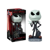 Funko Nightmare Before Christmas Jack Skellington Wacky Wobbler