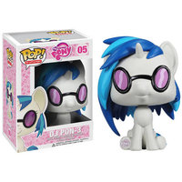 Funko Pop My Little Pony DJ Pon3 Vinyl Figure