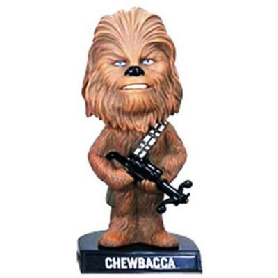 Funko Star Wars Chewbacca Wacky Wobbler