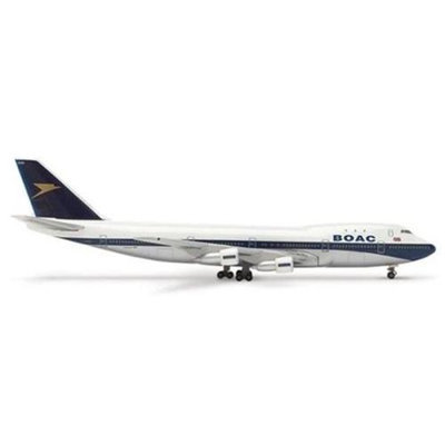 Daron Worldwide Daron LP49140 B747-100 British Overseas Airways Corp