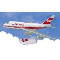 Daron Worldwide Daron LP7510 B747SP TWA - Original Red Stripe