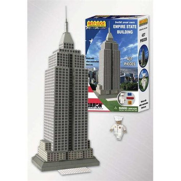 Daron BL345 Empire State Building Construction Toy