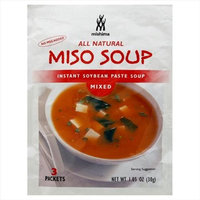 Mishima Soup Inst Miso Mixed 1.05 OZ -Pack Of 24