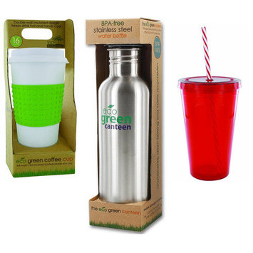 Smart Planet Eco Cup Set Best Ofthe Classic Value Package - OCIE2