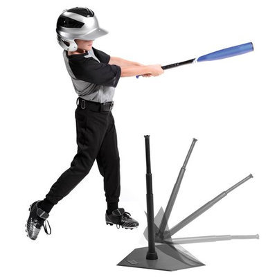 SKLZ Pop-Back Tee - Adjustable Height Batting Trainer