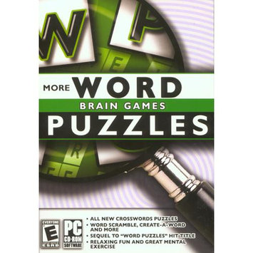 OnHand Software 165873 Brain Games- More Word Puzzles