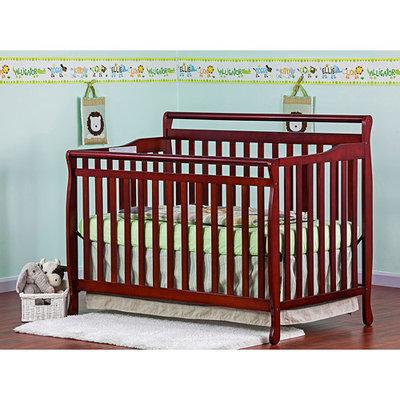 Dream On Me, Liberty, 4 in 1 Convertible Crib, White
