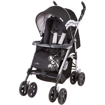 Mia Moda Libero Elite Stroller in Black