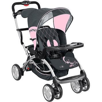 Mia Moda Compagno Stroller In Pink
