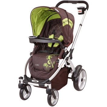 Mia Moda Atmosferra Stroller in Brown