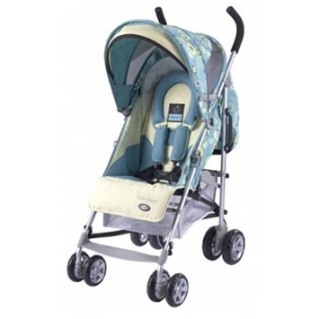 Zooper BU822S - ZP1310 Twist Smart Umbrella Stroller - Summer Day