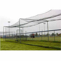 Trigon Sports B427515 ProCage Batting Tunnel Net #42 70x14x12ft high