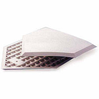 Athletic Specialties Heavy Duty Waffle Bottom Home Plate