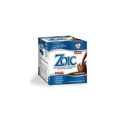 Zoic Nutrition Drink, Belgian Chocolate, 24 pack