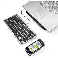 Matias Products FK311PIN Slim One Keyboard For iPhone and PC