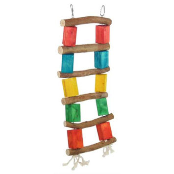 YML 6-Step Dragonwood Ladder Toy