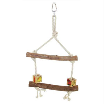 YML 2-Step Dragonwood Rope Ladder Toy