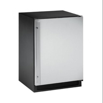 U-line 2000 Series Combination 2.5 Cu. Ft. Refrigerator and 15-lb Ice Maker Pump: Yes, Hinge: Right