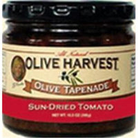 Total Harvest Sundried Tomato Olive Tapenade (12x10.50 OZ)