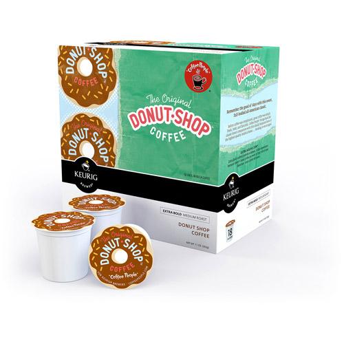 Coffee People The Original Donut Shop Coffee K-Cups