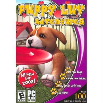 Game Mill Publishing 47245 Puppy Luv Adventures