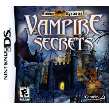 GAME MILL VAMPIRE SECRETS NDS