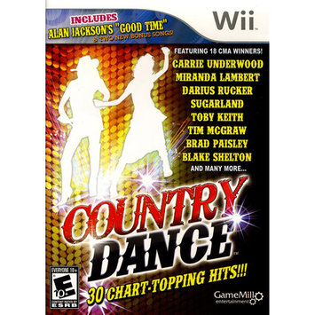 Game Mill 834656086053 Country Dance Special Edition for Nintendo Wii