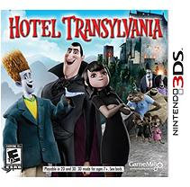 Game Mill Hotel Transylvania Video Game for Nintendo 3DS